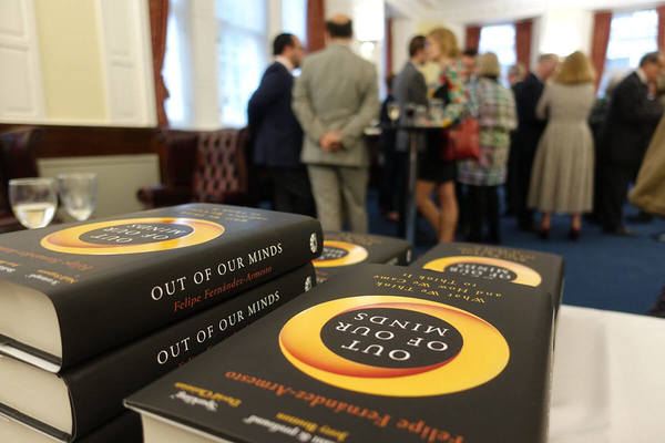 Out Of Our Minds Book Launch At The London Global Gateway